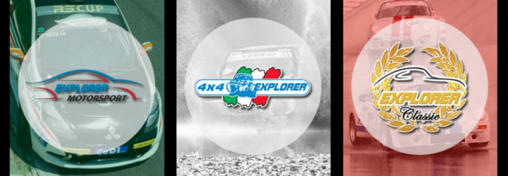 On Line il Nuovo Sito Internet del gruppo Explorer!